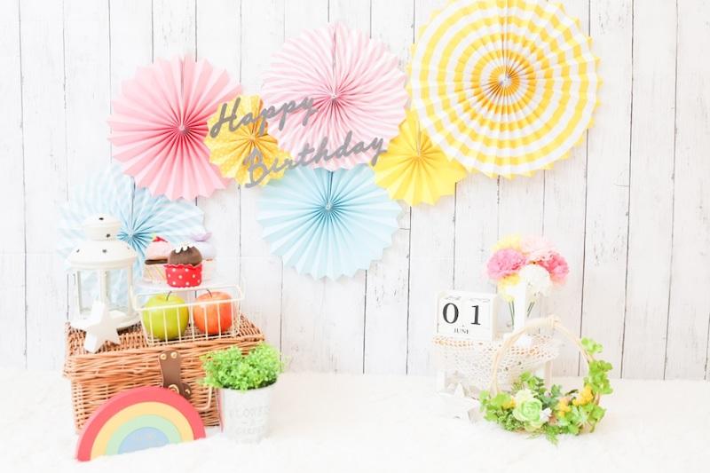 お誕生日の記念に♡メモリアルイベント